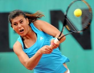 Sorana Carstea elimina o favorita si se califica in turul trei la Australian Open