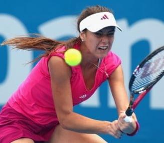 Sorana Carstea si Simona Halep, in turul 2 la Australian Open