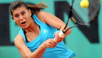 Sorana Carstea la Australian Open