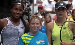 Sorana Cirstea, eliminata de la Australian Open de o pustoaica de 15 ani