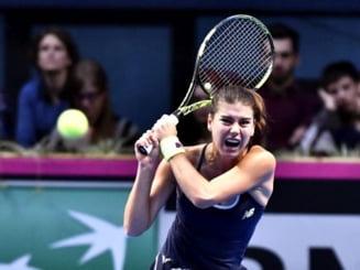 Sorana Cirstea, eliminata de la Australian Open