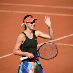 Sorana Cirstea, eliminata de la Roland Garros. Romanca a fost umilita de o slovena mai slab clasata ca ea