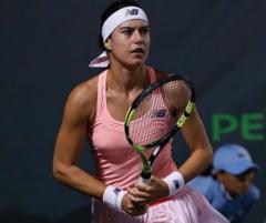Sorana Cirstea, eliminata de la Wuhan de o jucatoare din afara Top 100 WTA