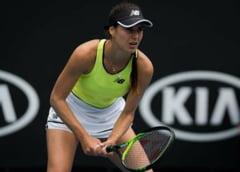 Sorana Cirstea, eliminata in primul tur al turneului de la Dubai