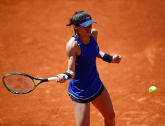 Sorana Cirstea, eliminata in turul II de la Madrid