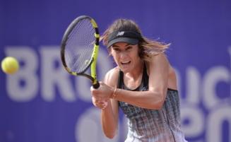 Sorana Cirstea, invinsa de Maria Sharapova la US Open