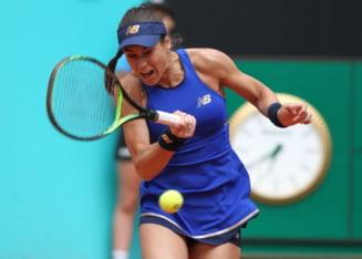 Sorana Cirstea, invinsa de Taylor Townsend in turul trei de la US Open 2019