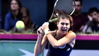 Sorana Cirstea, invinsa de Venus Williams la Rogers Cup