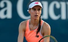 Sorana Cirstea, la un pas de performanta carierei la US Open. A ratat 3 mingi de meci si a fost eliminata dramatic in turul 3
