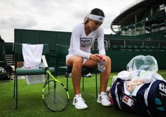 Sorana Cirstea, nemultumita de conditiile gasite la Wimbledon