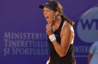 Sorana Cirstea, victorie clara in duelul romancelor de la Australian Open. Cati bani a castigat pentru aceasta victorie