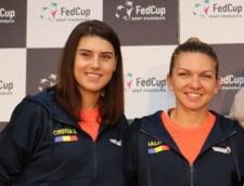 """Sorana Cirstea a """"intepat-o"""" pe Simona Halep in social media. Ce au de impartit romancele la Australian Open"""