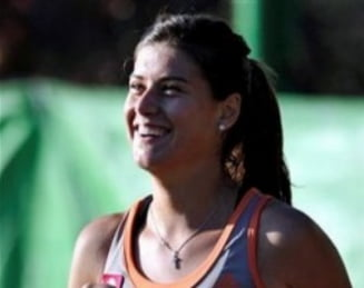 Sorana Cirstea a ratat finala din Luxemburg