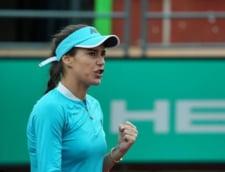 Sorana Cirstea e in semifinale la Istanbul dupa abandonul adversarei. Va deveni a doua romanca din clasamentul WTA