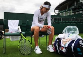 Sorana Cirstea explica eliminarea de la Wimbledon - unde s-a facut diferenta