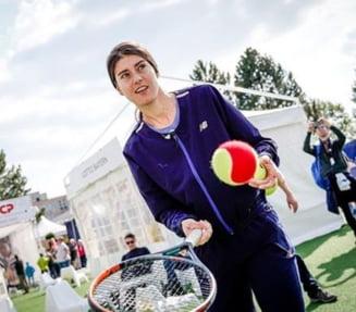 Sorana Cirstea pierde in semifinale la Nurnberg