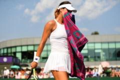 Sorana Cirstea reuseste prima surpriza de la Wimbledon 2018