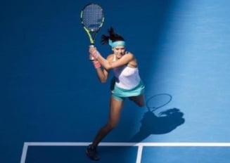 Sorana Cirstea s-a calificat in turul II la Australian Open: Va intalni una dintre favorite