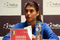 Sorana Cirstea si-a anuntat retragerea din echipa de Fed Cup a Romaniei!