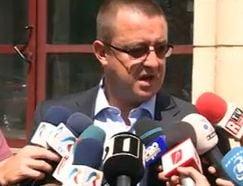 Sorin Blejnar, audiat in cazul senatorului Cezar Magureanu