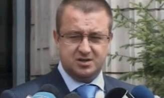 Sorin Blejnar, cercetat sub control judiciar intr-un nou dosar de coruptie