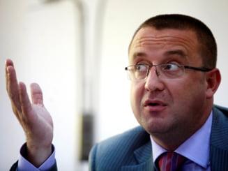 Sorin Blejnar, urmarit penal pentru frauda cu motorina