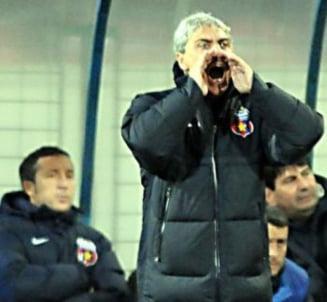 Sorin Cartu a demisionat de la Steaua