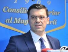 """Sorin Cimpeanu: """"Directia juridica din minister va da un raspuns in cazul procurorului Codrut Olaru"""""""