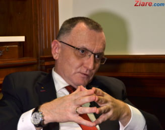Sorin Cimpeanu (ALDE): Cunoscand ce stiu acum, mi-ar fi tare frica sa mai fiu ministru al Educatiei - Interviu video