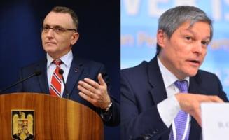 """Sorin Cimpeanu, acuzatii de traseism la adresa lui Dacian Ciolos: """"A fost la inceputul anilor 90 la conducerea PUNR"""""""