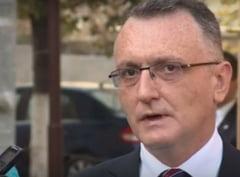 Sorin Cimpeanu nu vrea sa fie interimar la Interne. I-a delegat atributiile secretarului desemnat si de Oprea