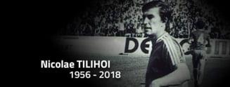 Sorin Cirtu, fost coleg cu Nicolae Tilihoi, in lacrimi dupa moartea marelui fundas central