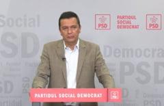 """Sorin Grindeanu: """"PSD nu exclude o alianta la parlamentare cu Pro Romania, ALDE sau PPUsl. O decizie va fi luata luni"""""""