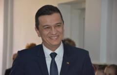 Sorin Grindeanu: Va doresc sa mai aveti absolventi ca mine! [FOTO/VIDEO]