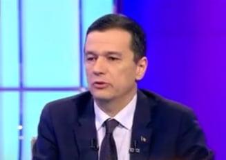 Sorin Grindeanu, despre ordonanta 13: Am actionat legal. Nu ne opreste nimic sa guvernam in continuare