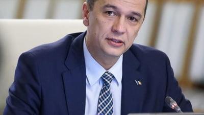 """Sorin Grindeanu, despre trimiterea in judecata a lui Liviu Dragnea: """"N-am vazut stirea"""""""