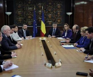 Sorin Ionita: Coalitia de guvernare a adoptat Planul B, dupa vizita lui Timmermans. La Bucuresti se fac legi cu structuri verbale rusesti