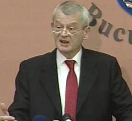 Sorin Oprescu: Se asteapta un volum mare de zapada in Bucuresti, joi
