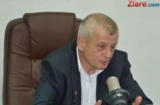 Sorin Oprescu, dus de urgenta la spital - UPDATE