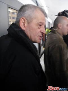 Sorin Oprescu a fost internat la Institutul Marius Nasta