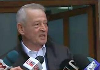 Sorin Oprescu a fost operat