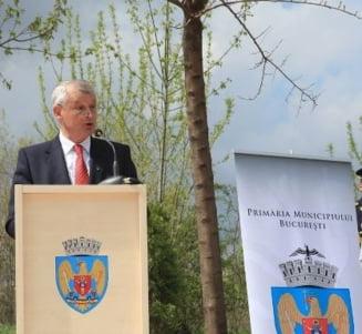 Sorin Oprescu vrea tren suspendat: M-a cuprins ideea cand am vazut ca e posibil