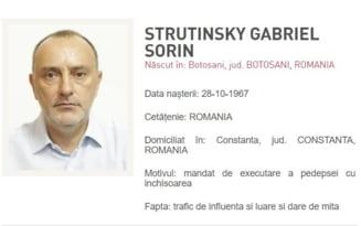 Sorin Strutinsky, condamnat la 10 ani si 8 luni de inchisoare, este dat in urmarire de politie. Milionarul este de negasit