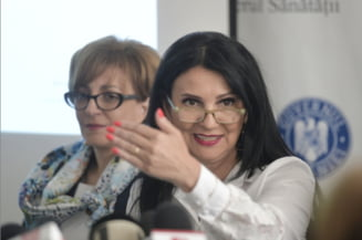 Sorina Pintea, sub control judiciar pentru mita, ramane manager la Spitalul din Baia Mare, dar si-a bagat concediu medical