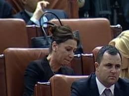 "Sorina Placinta, la tribunal: ""Nu noi am iesit din partid, partidul a iesit din noi"""