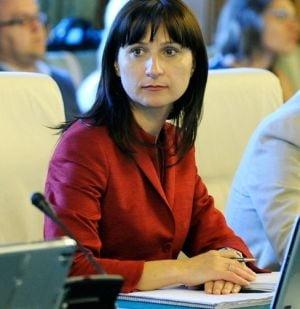 Sorina Placinta candideaza pentru postul de prim-vicepresedinte PD-L Bucuresti