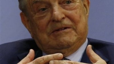 Soros: Germania este de vina pentru criza din zona euro