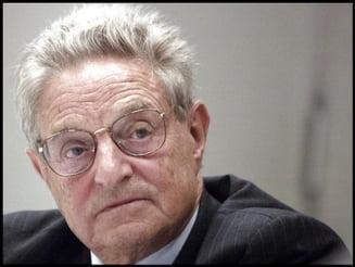 Soros, amendat cu 2,20 milioane dolari pentru manipularea bursei