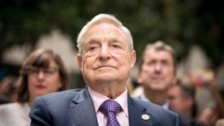 "Soros a transformat Europa intr-o ""camera de gazare"", sustine directorul unei importante institutii culturale ungare"