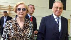 Sotia lui Ion Iliescu, operata la Spitalul Elias
